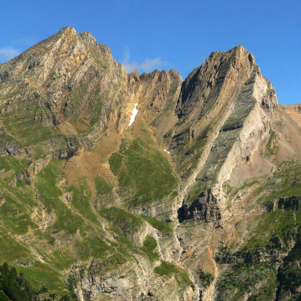 Pico Pineta y Garién