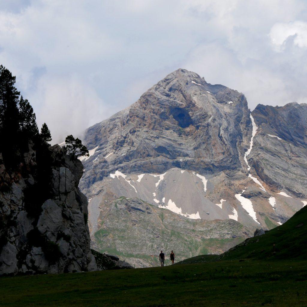 Plana Fonda - Pico de la Capilla
