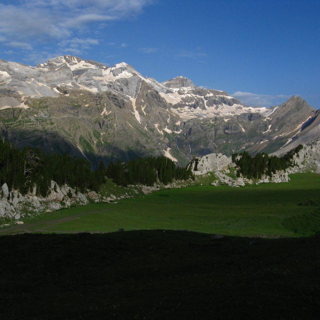 Plana Fonda - Soum de Ramond - Perdido - Cilindro