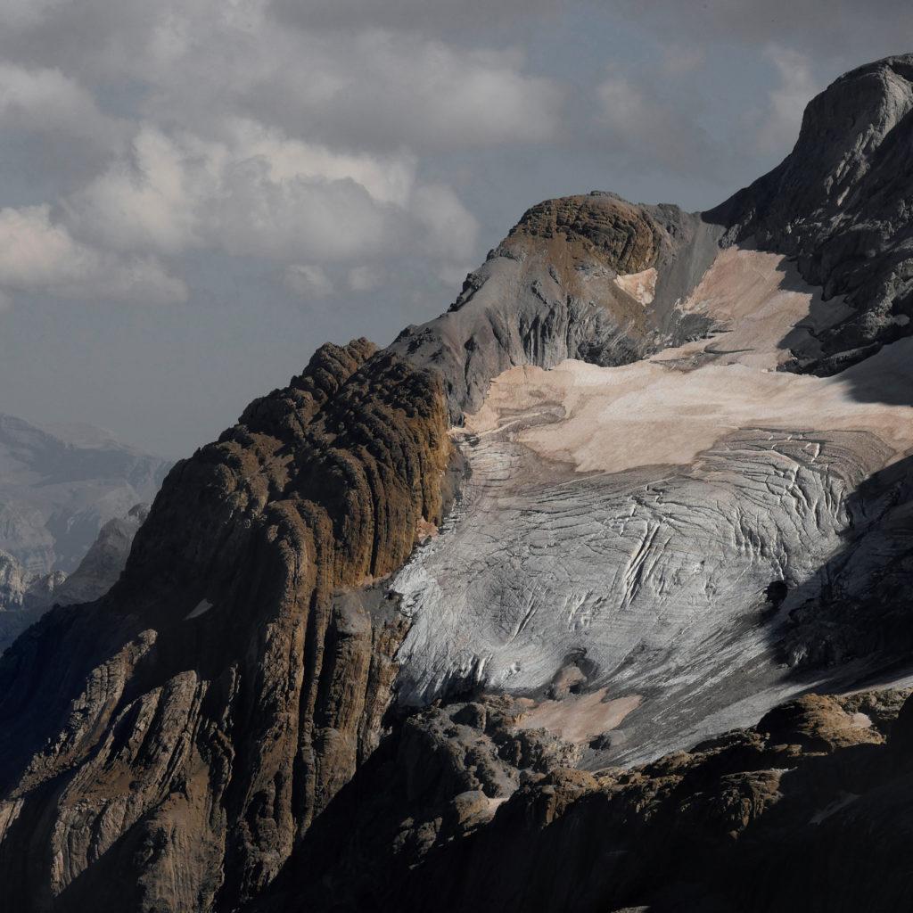 Glaciar del Perdido