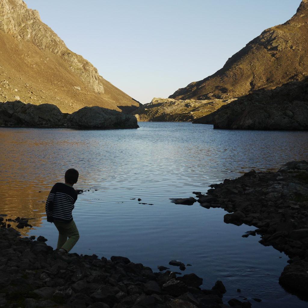 Lago de la Munia
