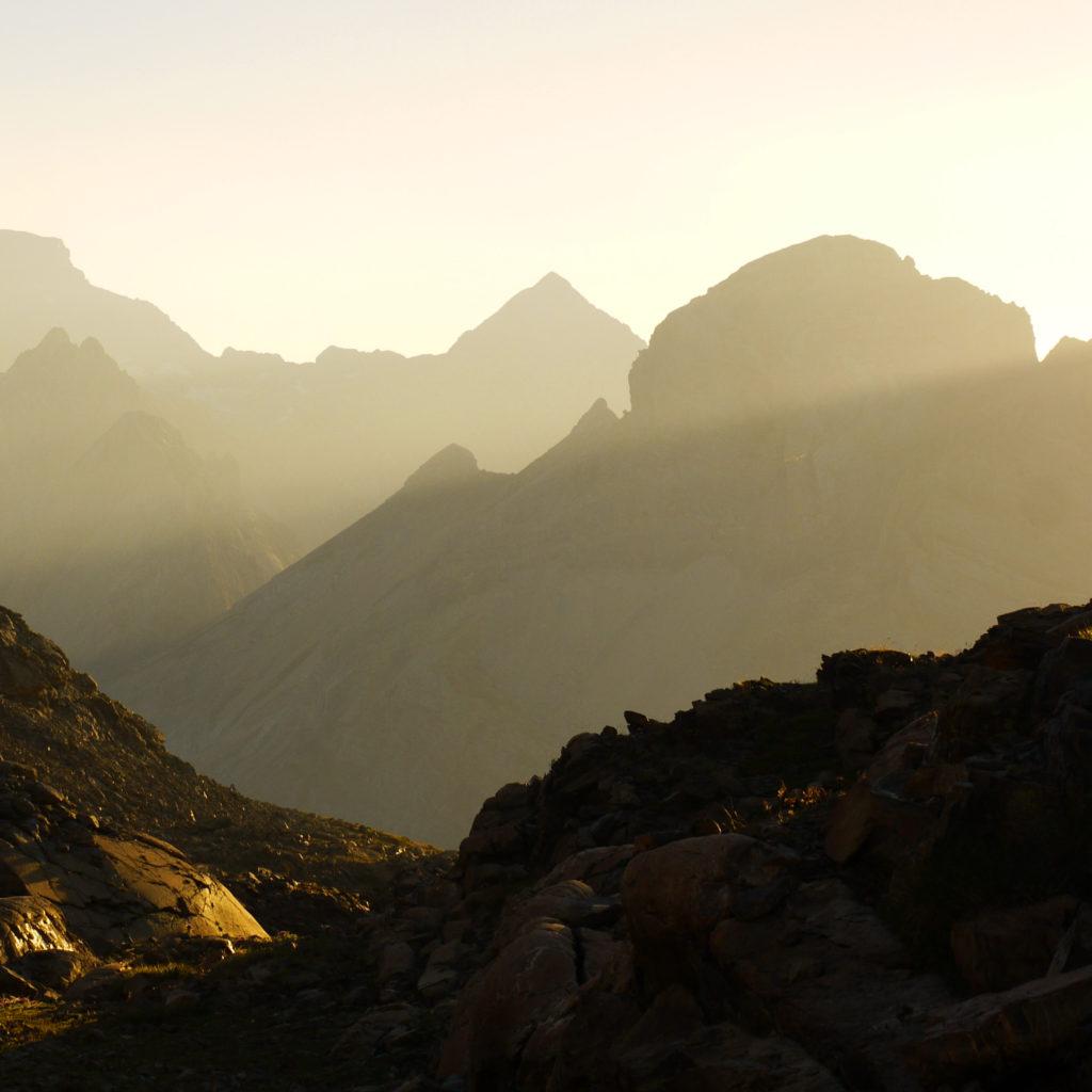 Anochecer - Pico de la Capilla