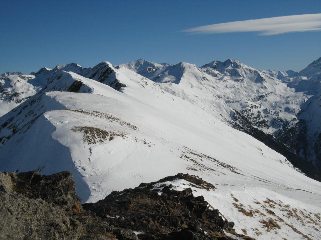 Cresta Aiguillettes Forqueta