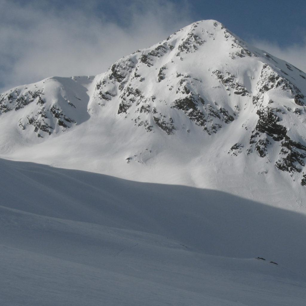 Pico de la Forqueta