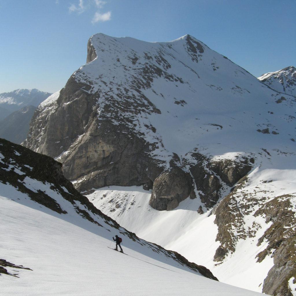 Picos de Petramula y Comodoto